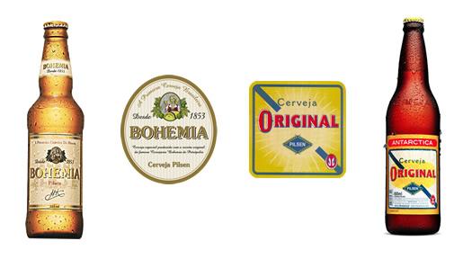 Bohemia e Original (600ml)